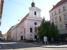 Klášter kapucínů s kostelem Sv. Anny