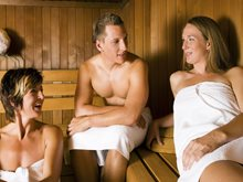Aquapark a Wellness & Spa Hotelu Frymburk