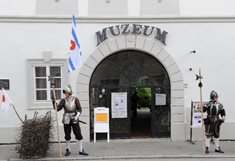 Blatské muzeum v Soběslavi - Smrčkův a Rožmberský dům