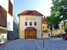 Hotel Fortna - příjemná atmosféra staré Chrudimi