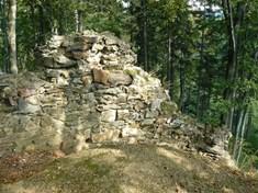 Hrad Edelštejn - kdysi nejmohutnější pevnost na Jesenicku