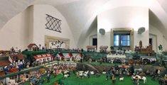 Fialův pohyblivý betlém v Chomutově