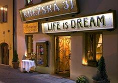 Restaurace a penzion Life is Dream České Budějovice