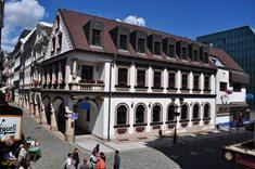Hotel Radnice přímo v historickém centru Liberce