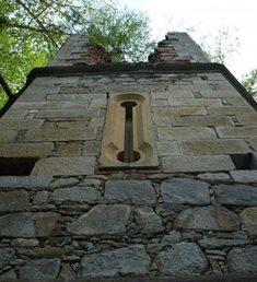 Zřícenina kláštera ve Světcích
