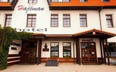 Hotel Hajčman - odpočinek ve Žďáru nad Sázavou