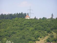 Ovčí vrch - památné místo selských bouří