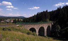 Krušnohorský semmering - projížďka malebnou horskou krajinou