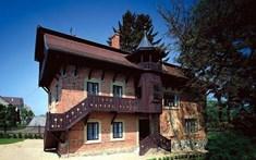 Dům Františka Bílka v Chýnově u Tábora