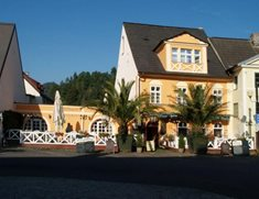 Penzion a restaurace U Zámku v Bečově nad Teplou