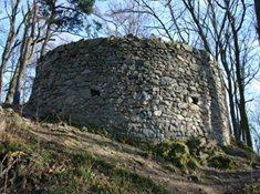 Zřícenina hradu Prácheň u Horažďovic