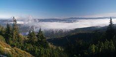 Rychlebské hory - neporušená příroda v tichu a samotě
