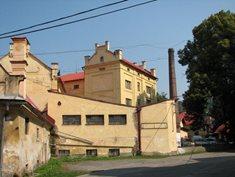 Bývalý pivovar cisterciáckého kláštera v Plasích - Centrum stavitelského dědictví