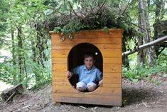 Kulíškova naučná stezka - poznejte s dětmi přírodu CHKO Beskydy