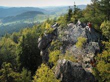 CHKO Žďárské vrchy - zelené srdce Česka
